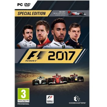 F1 2017 Special Edition product