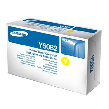 Касета за Samsung CLX-Y5082S - SU533A - Yellow - заб.: 2 000k image