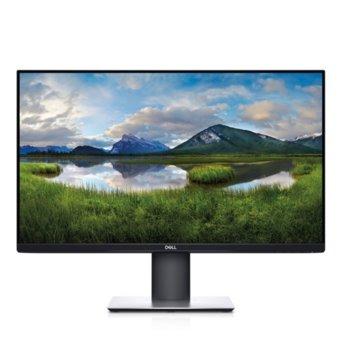 """Монитор Dell P2720D, 27"""" (68.58 cm) IPS панел, QHD, 5ms, 350cd/m2, DisplayPort, HDMI, USB Hub  image"""