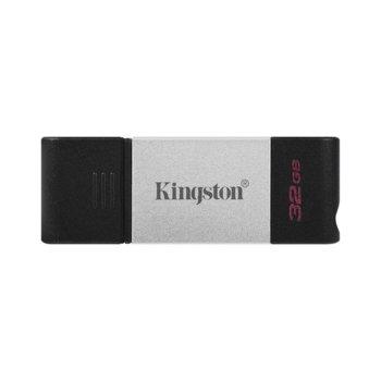 Kingston 32GB DT80 USB 3.2 Gen 1 product