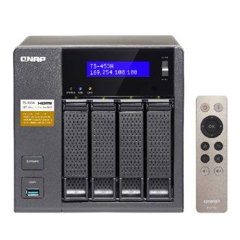 Qnap TS-453A-4G product