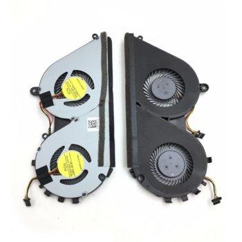 Вентилатор за лаптоп HP съвместим с Envy 14-J, 14T-J image