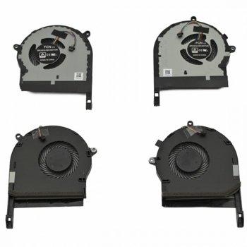 Вентилатор за Asus ROG FX504G, FX504GE, FX504GM, FX80, FX80FE, FX80GE, ZX80G, 4pin, 5V - 0.5A image