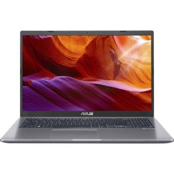 "Лаптоп Asus M509DA-EJ280 (90NB0P52-M04690)(сив), четириядрен Zen 2 AMD Ryzen 7 3700U 2.3/4.0GHz, 15.6"" (39.62 cm) Full HD Anti-Glare Display, (HDMI), 8GB DDR4, 1TB HDD, USB 3.1 Type C, Free DOS, 1.9 kg image"