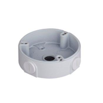 Разпределителна водоустойчива кутия Dahua PFA136, за куполни камери, до 1кг, бяла image