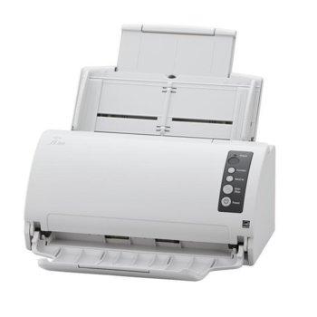 Скенер Fujitsu fi-7030, 600 x 600 dpi, A4, двустранно сканиране, ADF, USB image