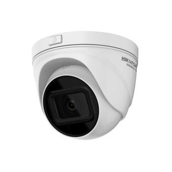 IP камера HikVision HWI-T621H-Z, куполна камера, 2Mpix(1920x1080@25fps), 2.8/12 mm обектив, IR осветеност (до 30 м), H.265+, H.265, H.264+, H.264, външна IP67, PoE, RJ-45 image