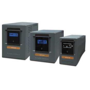 UPS SOCOMEC NETYS PE 650, 650VA/360W, LineInteractive image