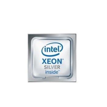 Процесор Intel Xeon Silver 4112, четириядрен (2.6/3.00 GHz, 8.25 MB Cache, LGA3647) image