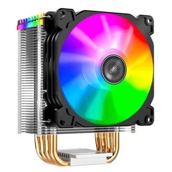 Охлаждане за процесор Jonsbo CR-1400, съвместимост със сокети LGA LGA775/1200/1150/1151/1155/1156 & AMD AM4/AM3+/AM3/AM2+/AM2/FM2+/FM2/FM1 image