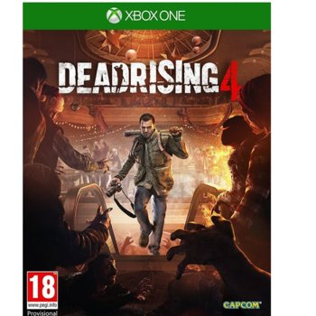 Dead Rising 4 product
