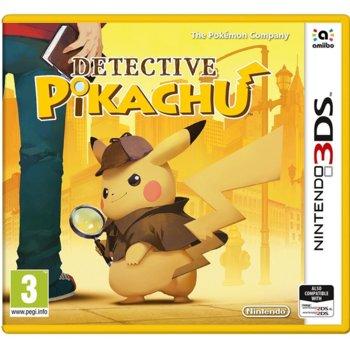 Detective Pikachu (3DS) product