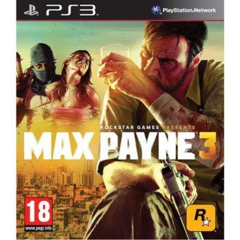 Игра за конзола Max Payne 3, за PlayStation 3 image