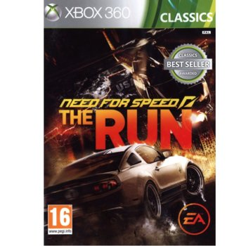 Need for Speed: The Run product
