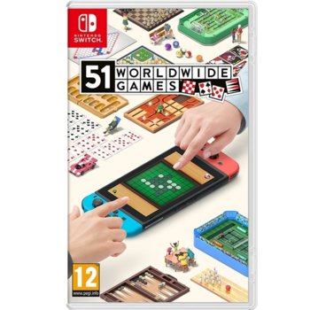 Игра за конзола 51 Worldwide Games, за Nintendo Switch image