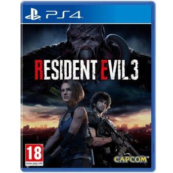 Игра за конзола Resident Evil 3 Remake, за PS4 image