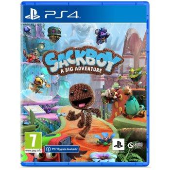 Игра за конзола Sackboy: A Big Adventure, за PS4 image