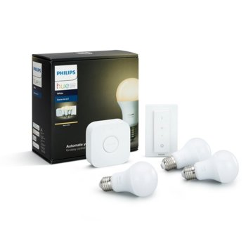 Philips Hue Starter Kit E27 871869672898700 product