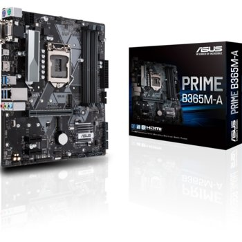 ASUS PRIME B365M-A product