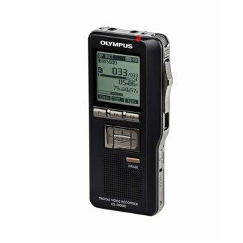 Диктофон Olympus DS-5000 ID, 512GB, microSDHC, USB, черен image