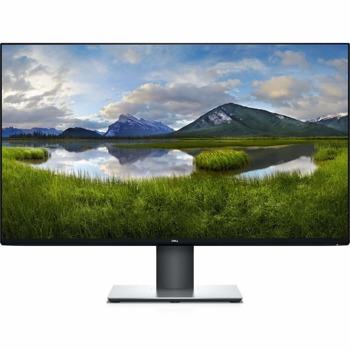 """Монитор Dell U2421HE, 23.8"""" (60.45 cm) IPS панел, Full HD, 5ms, 250 cd/m2, DisplayPort, HDMI, 1x USB Type-C, 4x USB 3.0, LAN image"""