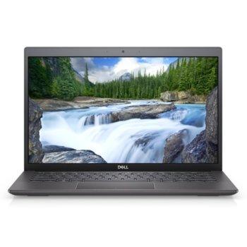 "Лаптоп Dell Latitude 3300 (N013L330013EMEA), четириядрен Kaby Lake R Intel Core i5-8250U 1.6/3.4 GHz, 13.3"" (33.78 cm) HD Anti-Glare Display, (HDMI), 8GB DDR4, 256GB SSD, 1x USB Type-C, Windows 10 Pro, 1.56 kg image"