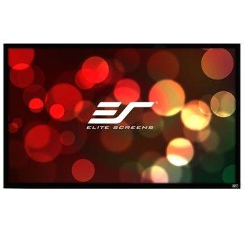 """Екран Elite Screen R110WH1 AcousticPro2, стенен монтаж, CineWhite, 2430 x 1370 мм, 110"""" (269.24 cm), 16:9 image"""