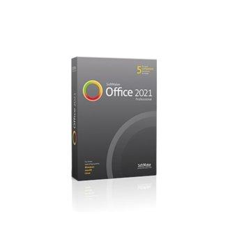 Софтуер SoftMaker Office Proffesional 2021, 10 потребители, български, за Windows image