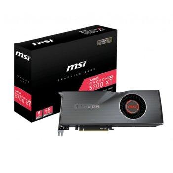 MSI Radeon RX 5700 XT 8GB product