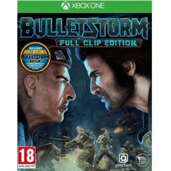 Игра за конзола Bulletstorm: Full Clip Edition, за Xbox One image