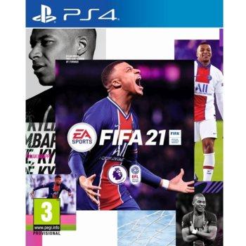 Игра за конзола FIFA 21, за PS4 image