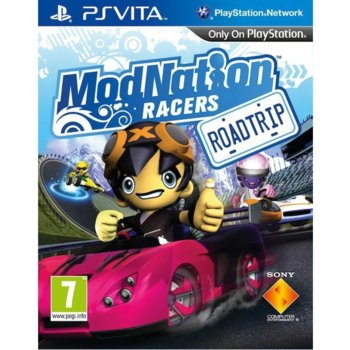 ModNation Racers: Road Trip product