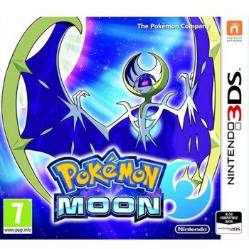 Pokemon Moon product