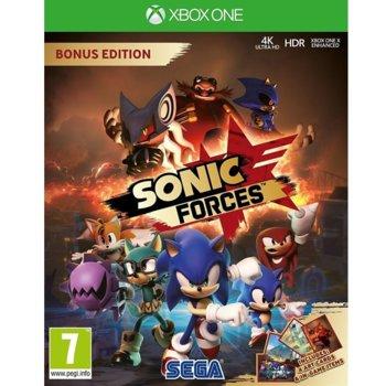 Игра за конзола Sonic Forces Bonus Edition, за Xbox One image