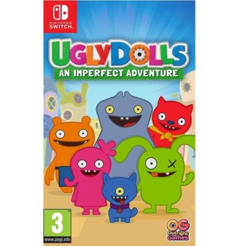 Игра за конзола UglyDolls: An Imperfect Adventure, за Nintendo Switch image