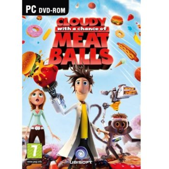 Cloudy With a Chance of Meatballs product