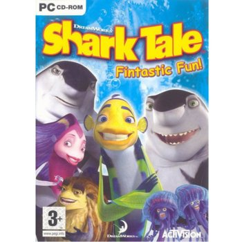 Shark Tale Activity Center, за PC product