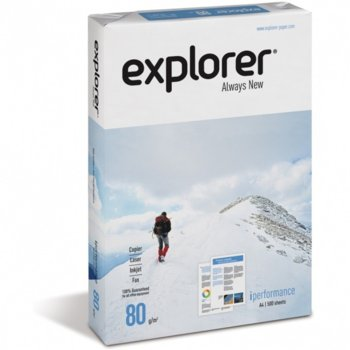 EXPLORER A4 80 g/m2 500 листа бяла product