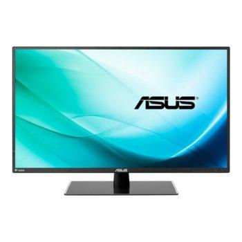 """Монитор Asus VA32AQ (90LM0300-B01970), 31.5"""" (80.01 cm) IPS панел, WQHD, 5ms, 100 000 000:1, 250 cd/m2, DisplayPort, HDMI image"""