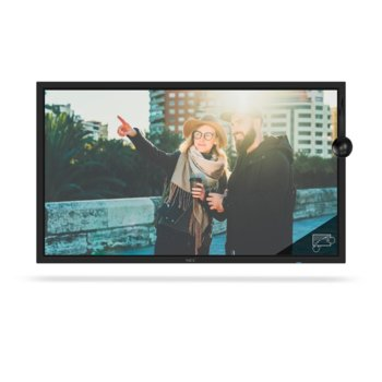 "Публичен дисплей NEC C981Q SST, тъч дисплей, 98"" (248.92 cm) Ultra HD, HDMI, DisplayPort, USB, RS232 image"