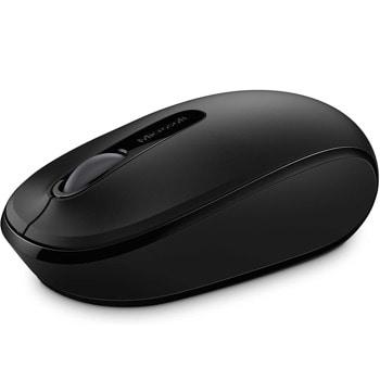 Мишка Microsoft Wireless Mobile 1850, безжична, оптична (1000 dpi), черна, USB image