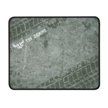 Подложка за мишка Asus TUF Gaming P3, гейминг, сива, 280 x 350 x 2 mm image