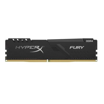 Памет 8GB DDR4, 3000Mhz, Kingston HyperX Fury, HX430C15FB3/8, 1.35 V image