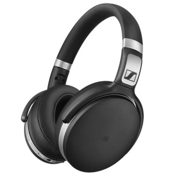 Слушалки Sennheiser HD 4.50 BTNC, безжични, микрофон, 18-22000Hz честотен диапазон, черни image