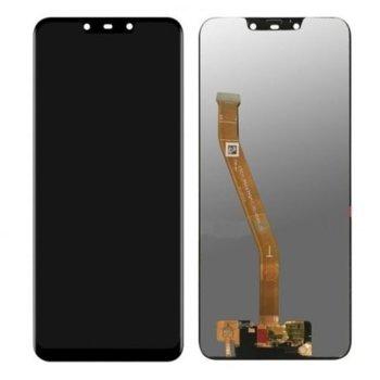 Дисплей за Huawei Mate 20 Lite, LCD, с тъч, черен image