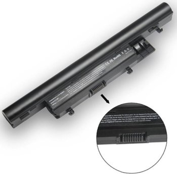 Battery 6-cell 11.1V 5200mAh Gateway EC39C  product
