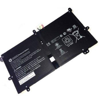 Батерия (оригинална) за лаптоп HP ENVY, съвместима с модели X2 11 11T DA02XL, 7.4V 2850mAh  image