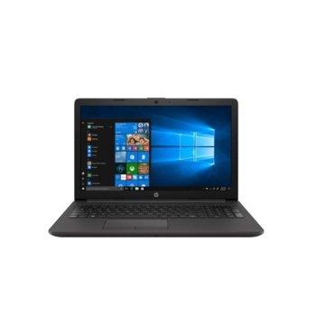 "Лаптоп HP 255 G7 (7DB74EA), двуядрен AMD A4-9125 2.3/2.6 GHz, 15.6"" (39.6 cm) HD SVA eDP Anti-Glare LED-backlit, 67% sRGB Display, (HDMI), 4GB DDR4, 256GB SSD, 2x USB 3.1, Free DOS image"