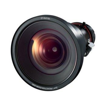 Обектив за проектор Panasonic ET-ELW30, за проектори Panasonic PT-EZ590, PT-EW650,PT-EX620, PT-EW550, PT-EX520PT-EZ570E, PT-EW630E, PT-EW530E, PT-EX600E, PT-EX500E image