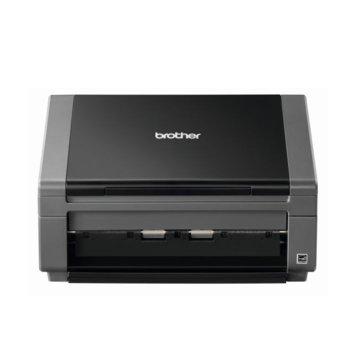 Скенер Brother PDS-5000, 600x600dpi, A4, двустранно сканиране, ADF, USB image